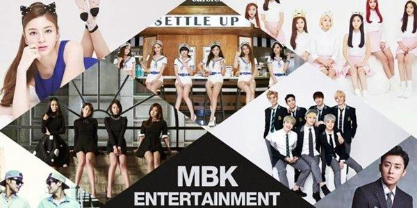 Channel MBK Entertainment Menghilang dari Youtube, Ini Kata Penggemar