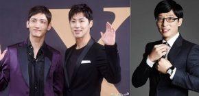 TVXQ, Yoo Jae Suk dan Selebriti Lainnya Sumbang Korban Gempa Pohang