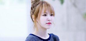 Wendy Red Velvet Ungkap Pengalaman Dibully Saat Tinggal di Amerika