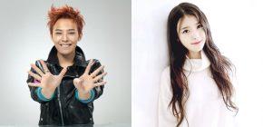 Berteman Baik, G-dragon Big Bang Berikan Hadiah Indah Ini Untuk IU