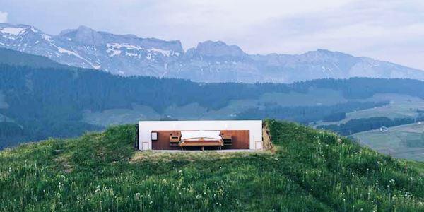 Null Stern Hotel, Swiss
