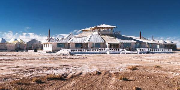 Palacio del Sal, Bolivia