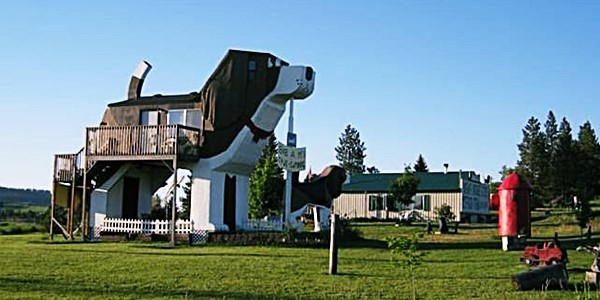 dog Bark Park Inn, Amerika Serikat