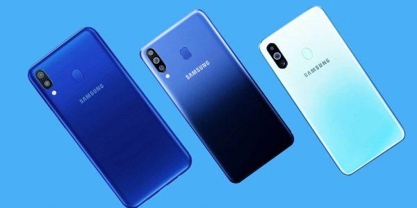 Spesifikasi Samsung Galaxy M21, M31, dan M41