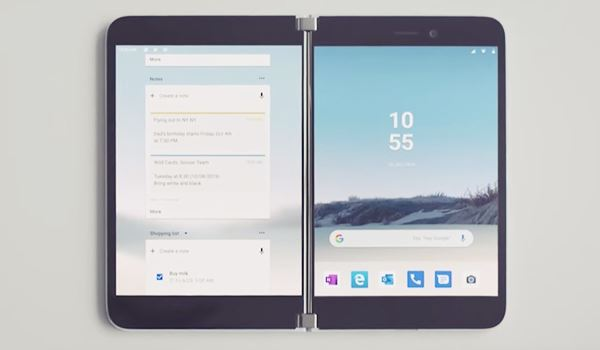 Ikut 'Main' Lagi, Surface Duo Jadi Andalan Microsoft