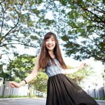 Janinna W, Artis Youtube Manis Blasteran Jerman - Thailand