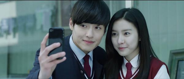 Kang Ha-Neul dan Kim So Eun Pacaran