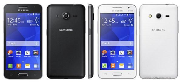 Spesifikasi Samsung Galaxy Core 2 Terbaru