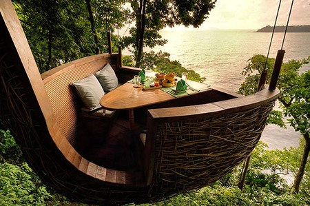 Kerennya Makan Siang di Bird Nest Resto Thailand 3