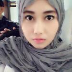foto imut Nurul Habibah Satpol PP Cantik dari Banten
