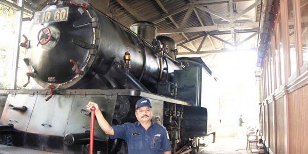 Jalan-Jalan ke Museum Kereta Api di Sawahlunto