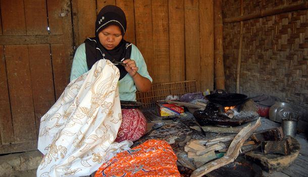 Mengunjungi Kampung Batik Pamekasan