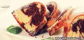 Resep Cake Marmer Ekonomis