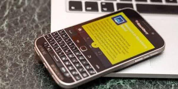 Blackberry Classic Besok Mulai Dijual di Indonesia