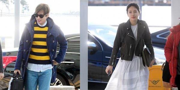Gosip Suzy Miss A dan Lee Min Ho Hanya Rekayasa?