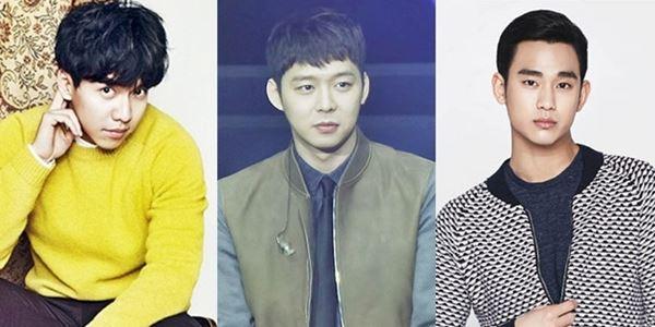 Kim Soo Hyun, Lee Seung Gi Ikut Wajib Militer Tahun ini?