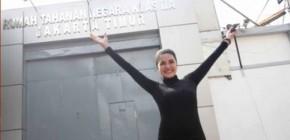 Nikita Mirzani Akhirnya Resmi Bebas dari Penjara