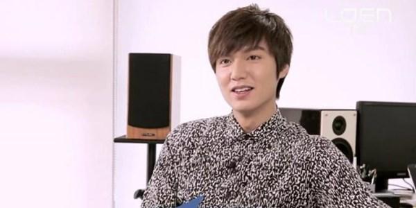 Banyak Akun Palsu, Akhirnya Lee Min Ho Bikin Akun Instagram