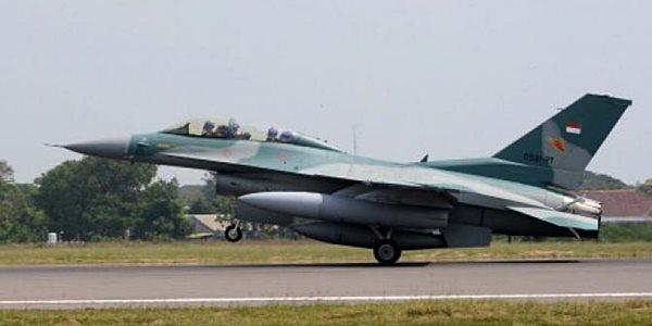 Baru Mau di Upgrade, Jet Tempur F-16 Sumbangan AS Keburu Meledak