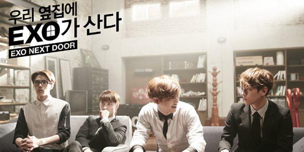 Baru Rilis, Mini Drama 'EXO Next Door' Tembus 5 juta Viewers