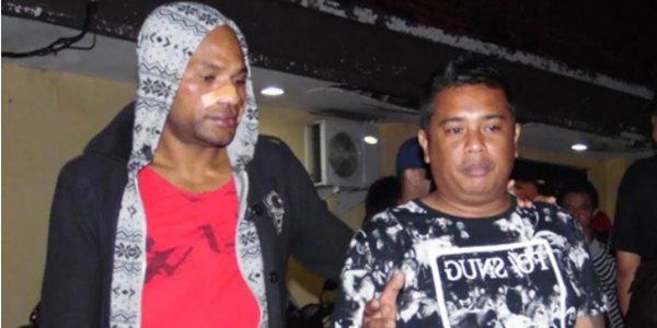 Diduga Akan Melakukan Praktek Suap, Johan Ibo Ditangkap Polisi