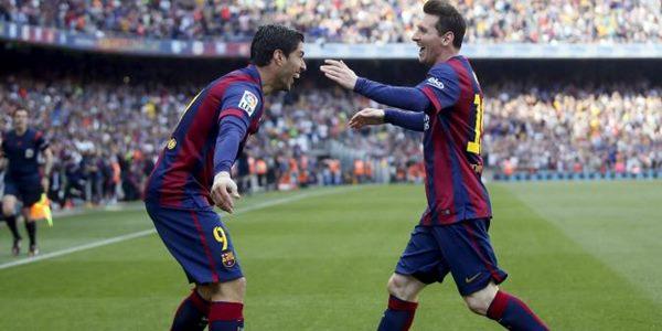 Hasil Barcelona vs Getafe MSN borong lima Gol, Barca Menang Telak