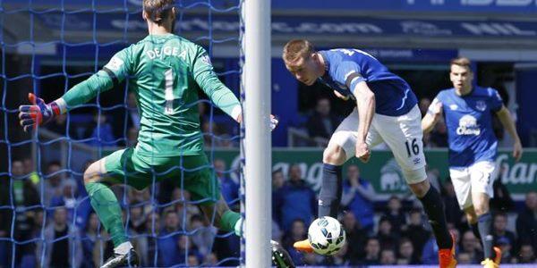 Hasil Everton vs MU: Tampil Buruk, MU Keok 3-0 dari Everton