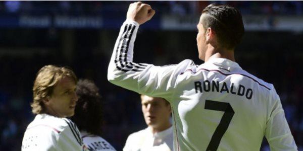 Hasil La Liga Ronaldo Mengamuk, Real Madrid Bantai Granada 9-1