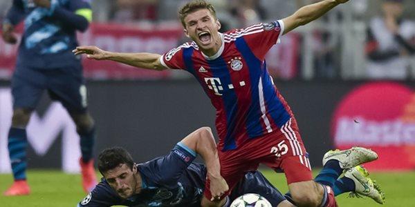 Hasil Munchen Vs Porto Bayern Hancurkan Asa Liga Champions Porto
