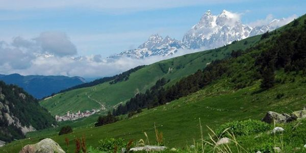 Menikmati Keindahan Svaneti, Desa Seindah Dunia Dongeng