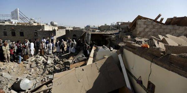 PBB Umumkan 519 Orang Termasuk 90 Anak Tewas di Konflik Yaman