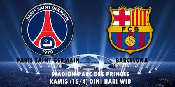 Prediksi PSG Vs Barca Adu Kuat Demi Semifinal Liga Champions