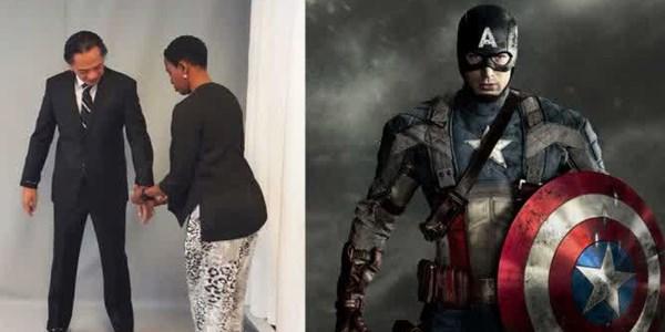 Ray Sahetapy Sukses Tembus Hollywood lewat Sekuel Captain America