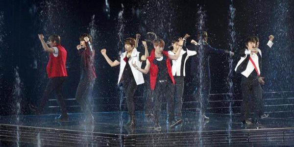 Super Show 6 Super Junior World Tour in Jakarta Konser Terakhir SuJu