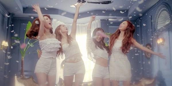Albumnya di Korea Sepi, Kara Justru Sukses Taklukkan Chart di Jepang