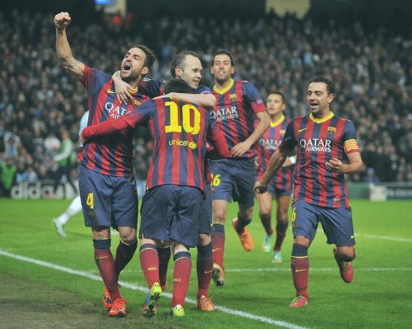 Barcelona Juara Copa Del Rey 2015
