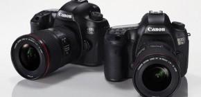 Berlensa 50,6 MP, Ini Spesifikasi dan Harga EOS 5Ds dan EOS 5DsR