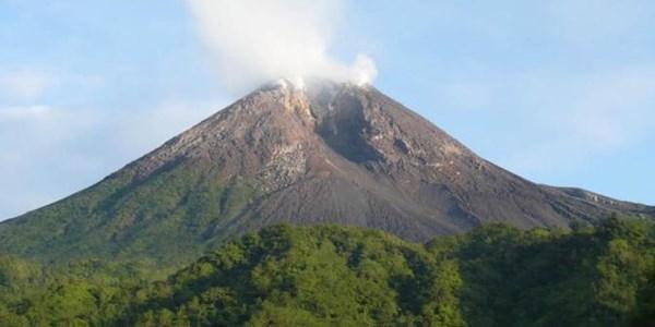 Ini Kronologi Terpelesetnya Mahasiswa Atma Jaya ke Kawah Gunung Merapi
