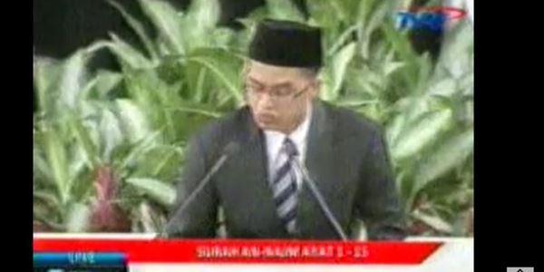 Pakai Langgam Jawa, Pembacaan Ayat Alquran di Istana jadi Kontroversi