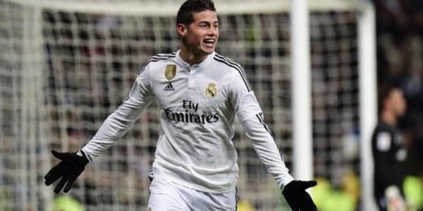 Permainan Apik James, Buat Madrid Tidak Menyesal Lepas Di Maria