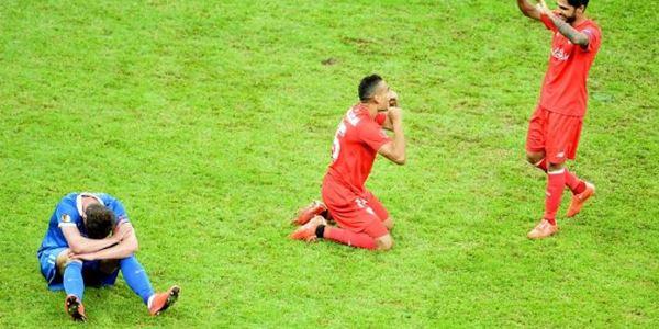 Sevilla vs Dnipro Bacca Tampil Ciamik, Sevilla Resmi Jadi Juara Eropa 2