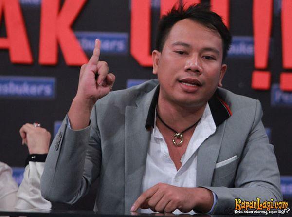 Vicky Prasetyo Bakal Potong Jari Kelingking Jika Terbukti Terima Uang 2