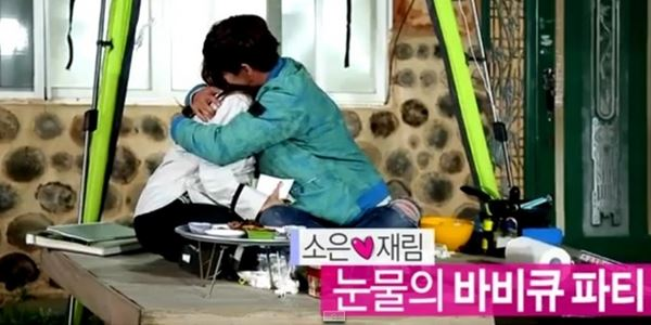 Berpisah, Jae Rim Peluk Erat So Eun di We Got Married Episode Terakhir