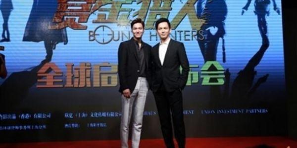 Lee Min Ho Mengaku Bahagia Bisa Main di Bounty Hunters