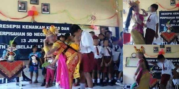 Miris, Para Guru SD Tertawa Lihat Muridnya Goyang Seronok di Panggung