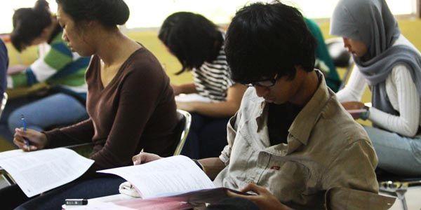 Pansel Bocorkan 'Soal Ujian' SBMPTN 2015