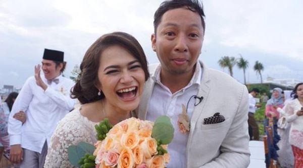 Ringgo Agus Rahman baru saja menikahi Sabai Morscheck