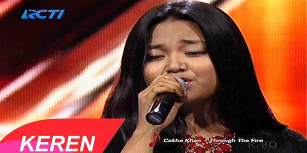 Tampil Memukau, Ajeng Sukses Genggam Tiket Wildcard X Factor Indonesia