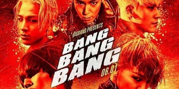 video baru big bang berjudul bang bang bang