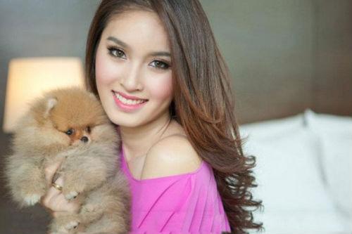 Nong Poy Alias Treechada Petcharat, Transgender Paling Cantik di Asia 2